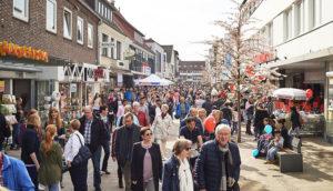 Cloppenburg, Fußgängerzone