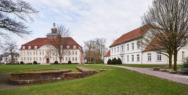 Das Amtsgericht in Cloppenburg