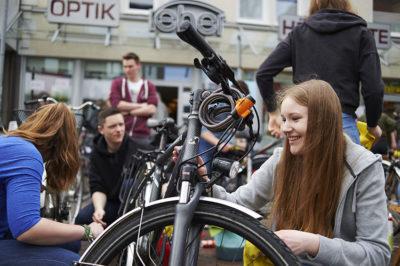 Cloppenburg, die Fahrradstadt